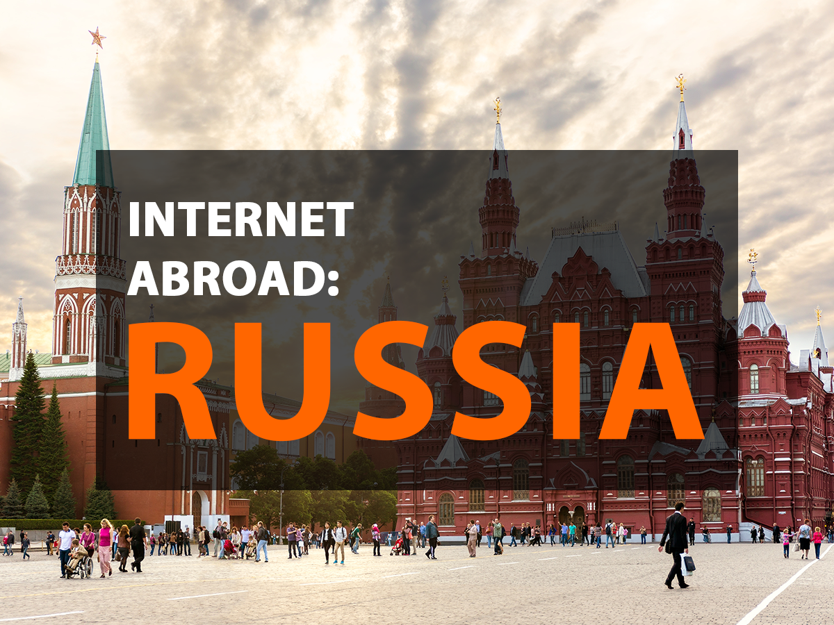 Russian Internet Giants - eVisions Advertising