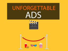Unforgettable ads