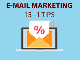 15 + 1 tips for e-mail marketing